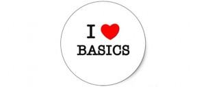 """I """"hjerte"""" basics"""