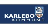 Karlebo Kommune logo