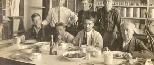 Thomas Edison og hans team