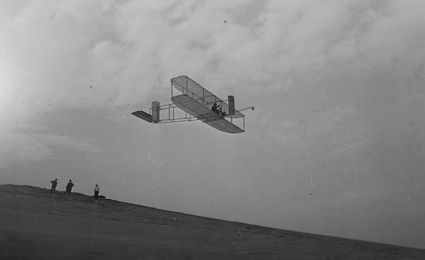 Hvorfor Wright-broedrene slog Langley